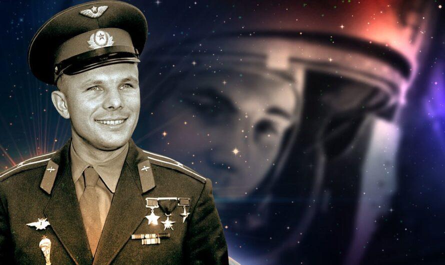 Три лица Юрия Гагарина